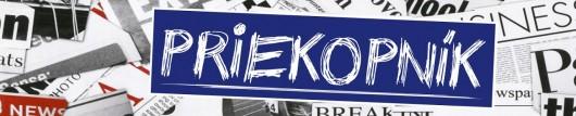 logo priekopník